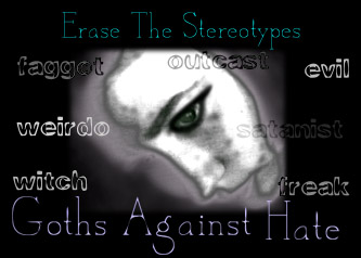 Goths Against Hate